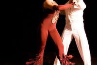Tanzpaar Latino